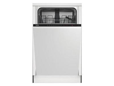 BDIS25023 vst. umývačka riadu 45cm BEKO