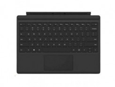 MICROSOFT Surface Cover Pro, CZ/SK, čierna