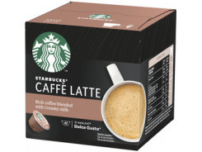 DOLCE G. CAFFE LATTE 12ks STARBUCKS