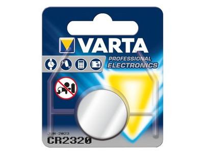 CR 2320 ELECTRONICS 1KS BLIS. BAT. VARTA