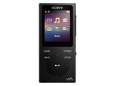 NW-E393B 4GB prehrávač Walkman SONY