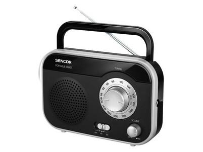 SRD 210 BS rádioprijímač SENCOR