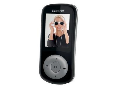 SFP 5870 BS 8 GB MP3/MP4 SENCOR