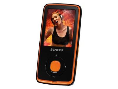 SFP 6270 OR 8GB MP3/MP4 SENCOR