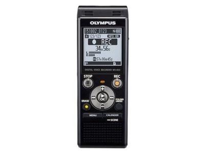 WS 853 Black diktafón OLYMPUS