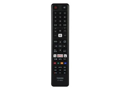 CT8053 dial.ovl. SMART TV čierne TOSHIBA